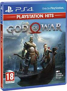 God Of War - Playstation Hits (PS4) for £7.99 / (+£2.99 Non Prime) delivered @ Amazon