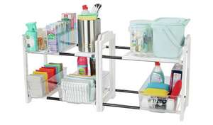 Addis Under Sink Storage Unit Now £11.33 (Free Click & Collect) @ Argos