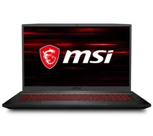 """MSI GF75 Thin 17.3"""" Gaming Laptop - Intel® Core™ i7, GTX 1660 Ti, 512 GB SSD - £849 delivered @ Currys PC World"""