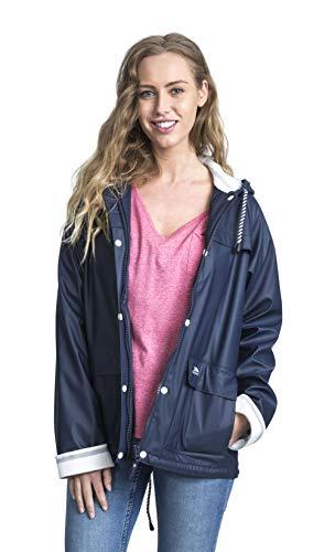 Trespass Women's Muddle Waterproof Jacket Navy Large only - £17.24 (+4.49NP) @ Amazon