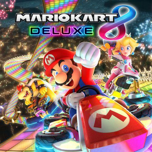 Mario Kart 8 £33.29 (£29.67 RU) @ Nintendo eShop