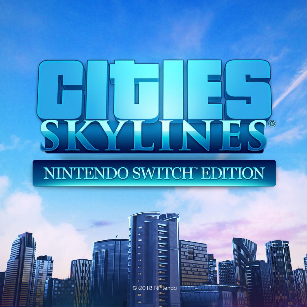 (Nintendo Switch) Cities: Skylines - £8.99 @ Nintendo eShop
