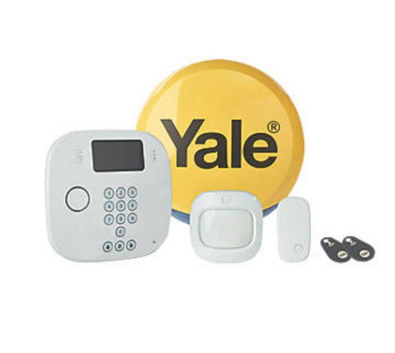 Yale Ya 210 intruder alarm £109.99 @ Screwfix