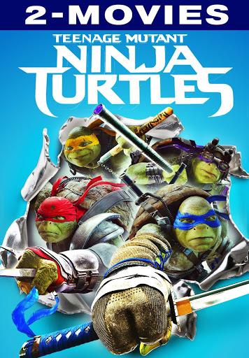 Teenage Mutant Ninja Turtles - £5.99 each or 2 pack for £7.99 (4K) @ Itunes