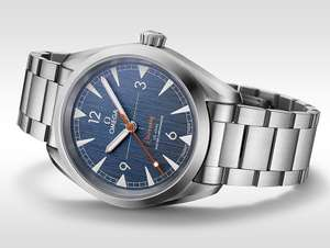 Omega Seamaster Railmaster 150m Co-Axial 40mm Mens Watch O22010402003001 £2,920 @ Watches of Switzerland