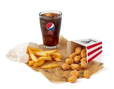 Regular Popcorn Meal for £2.14 via App (Selected Stores) @ KFC