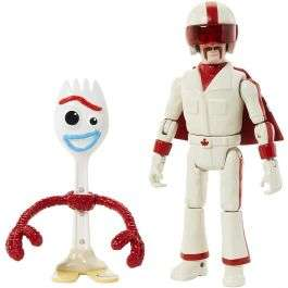 """Toy Story 4 7"""" Forky and Duke Caboom £7.99 delivered @ Bargainmax"""