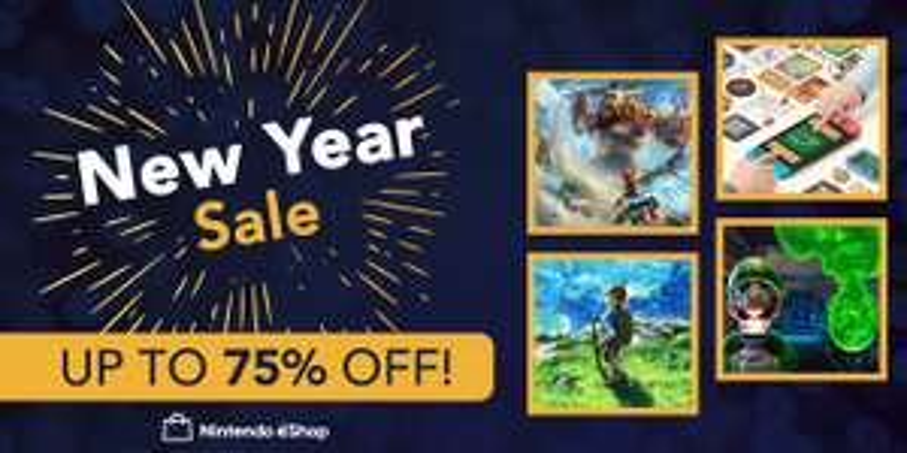 eShop New Year Sale (Abzu £7.49/ Fe £4.49/ Gris £5.79/ Valkyria Chronicles £6.39/ Hyrule Warriors £33.29 + more) @ Nintendo eShop