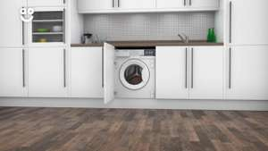 Zanussi Z716WT83BI Integrated 7Kg / 4Kg Washer Dryer with 1550 rpm £549 @ AO