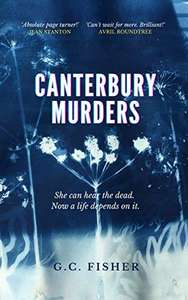 A New UK Crime Thriller - GC Fisher - Canterbury Murders Kindle Edition - Free @ Amazon