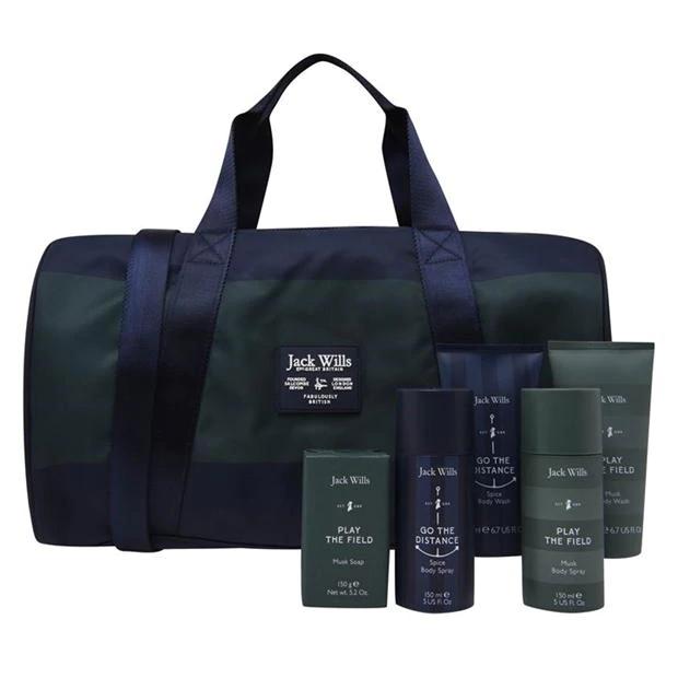 Jack Wills Men Gym Bag Christmas Gift Set £22.50 (Free collection) @ Boots