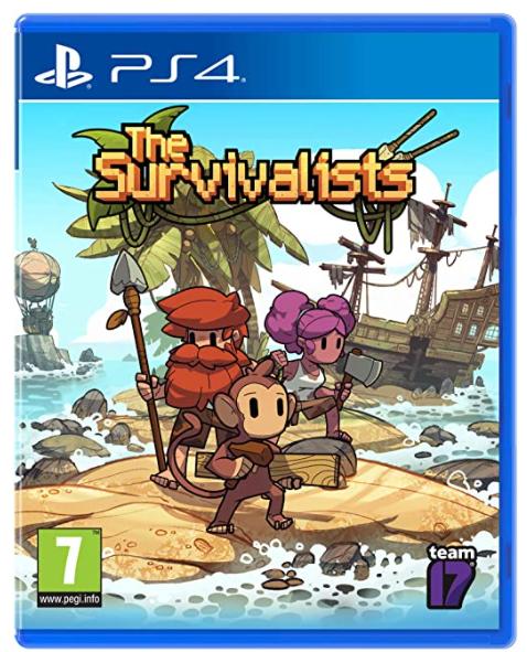 The Survivalists PS4/Xbox One - £12.99 (+£4.49 Non-Prime) @ Amazon