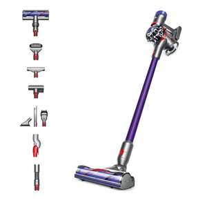 Dyson V7 Animal Cordless Vacuum Cleaner with Accessories £199.98 Delivered & 3 Easy Pays @ QVC