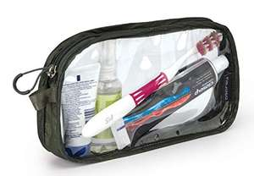 Osprey Washbag Carry-on - Shadow Grey £5.76 + £4.49 NP @ Amazon
