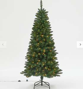 6ft Spire Spruce Pre-lit Christmas Tree £29.70 @ John Lewis & Partners