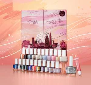 Mini Mani Month® 2020 Vega Nail Polish Advent Calendar - £27.73 delivered @ ciate
