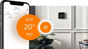Hive Active Heating with Hub, Pro Install and Echo Dot (Quidco 3.2%) - £192.83 delivered @ Hivehome