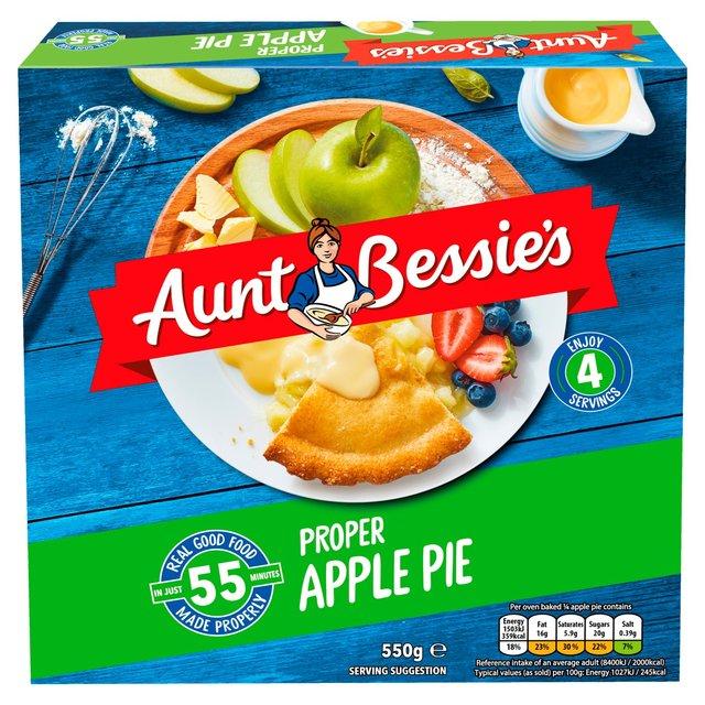 Aunt Bessie's Bramley Apple Pie 550g - 99p @ Morrisons