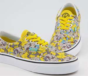 Vans X The Simpsons Itchy and Scratchy Era Trainers £35 - Free click & collect or £3.50 delivery @ Offspring (free delivery with £60 spend)