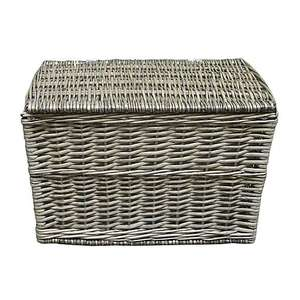 Willow Ottoman and Liner - £12.50 + free Click & Collect @ Dunelm