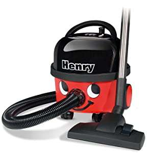 Henry HVR 160-11 Bagged Cylinder Vacuum Cleaner. £99 @ Tesco Instore. Was £139.