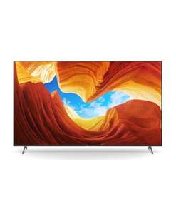 """Sony 85"""" 4k, HDMI 2.1, PS5 & XBOX Series X ready, Full array LED TV, X900H KD85XH9096BU - £2184 delivered using code @ PowerDirect"""