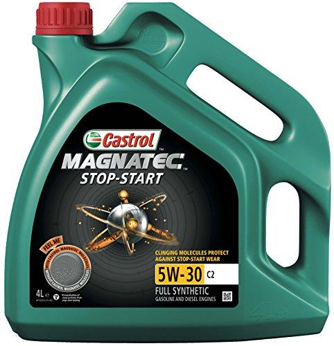 Castrol MAGNATEC STOP-START Engine Oil 5W-30 C2, 4L - £17.50 (+£4.49 non prime) @ Amazon