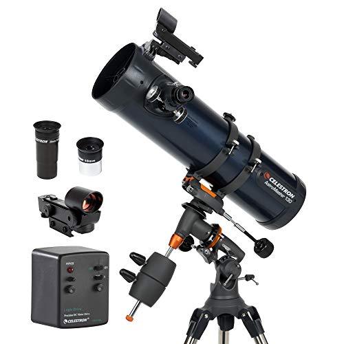 Celestron 31051 AstroMaster 130EQ Reflector Telescope Motor Drive - £165.30 @ Amazon