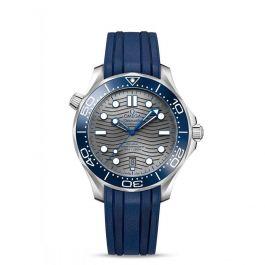 Omega Diver 300M Co‑Axial Master Chronometer 42 MM £3336 @ Leonard Dews