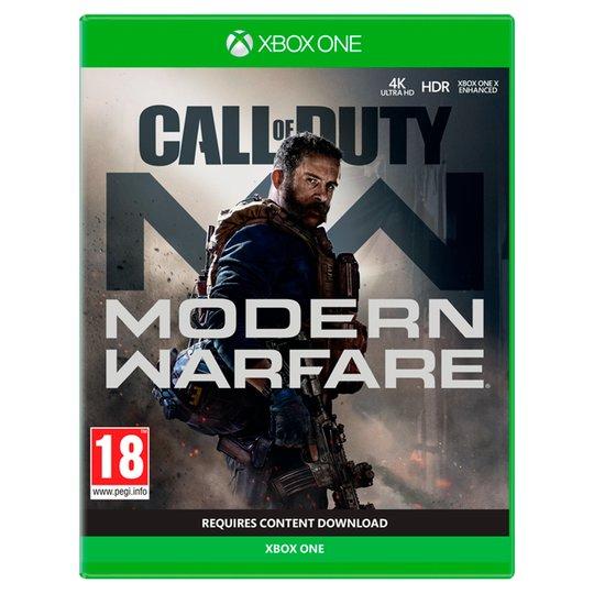Call Of Duty Modern Warfare [PS4/XBox] £15.00 @ Tesco