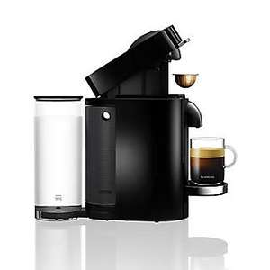 Magimix Nespresso Vertuo LE Coffee Machine - Black and 4 months free coffee with subscription £69 at Very