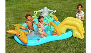 Chad Valley 9ft Sea Life Play Kids Paddling Pool - 273L £20 free click and collect at Argos