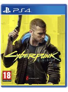 Cyberpunk 2077 (PS4) £41.98 @ Sold by1 Click and Buy Fulfilled by Amazon