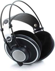 AKG K702 Open-Back Over-Ear Premium Studio Reference Headphones £99 at Amazon