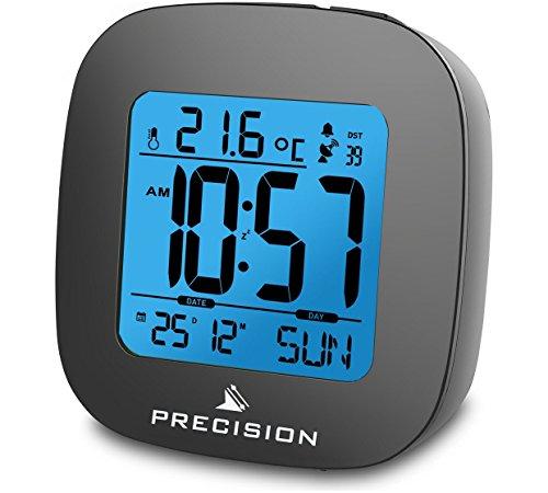 Precision Alarm Clock £6.59 (Prime) + £4.49 (non Prime) at Amazon