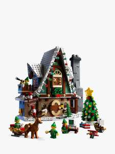 LEGO Creator 10275 Elf Club House £84.99 at John Lewis & Partners
