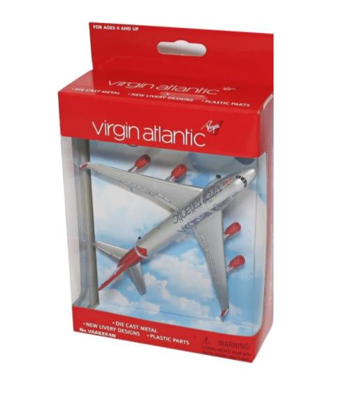 Virgin Atlantic Plane £1.29 Stechford Retail Park Home Bargains