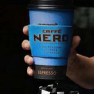 Caffe Nero Coffee Buy One barista-made drink via click & collect To Get A Free Drink Voucher via App