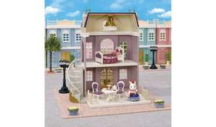 Sylvanian Families 5391 Elegant Town Manor Gift Set - free click & collect @ Argos