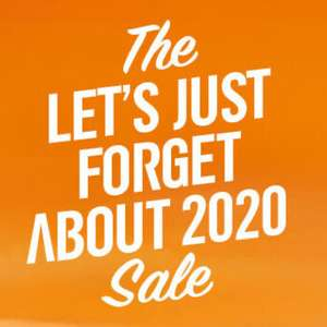easyJet Forget About 2020 Sale - 350,000 Flights From £19.99