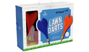 Professor Puzzle Lawn Darts Game £6 free click and collect at Argos