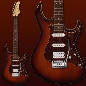 Cort G Series G260DX Electric Guitar in Tobacco Burst - £199 Delivered @ Kenny's Music