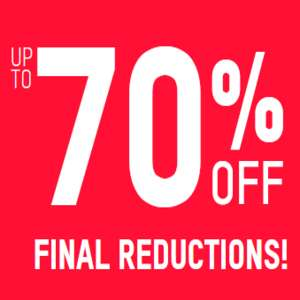 Up To 70% Off Online Sale - delivery £3.95 per order @ Oxfam