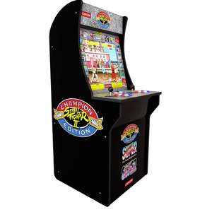 Arcade 1 Up Streetfighter £215.95 delivered @ Amazon
