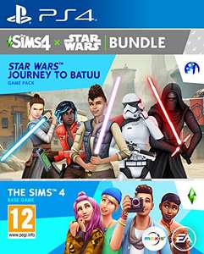 The Sims 4 Star Wars: Journey to Batuu (PS4) £13.97 (Prime) / £16.96 (Non-prime) Delivered @ Amazon