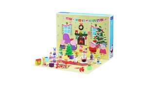 Peppa Pig advent calendar - clearance, limited stock - free click & collect - £10 @ Argos