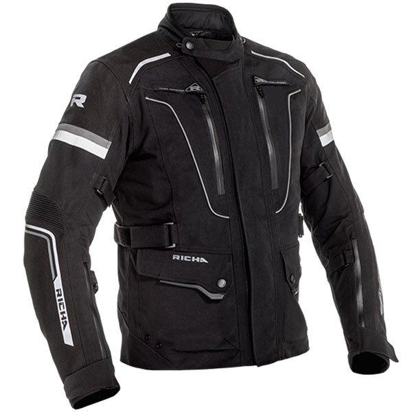 Richa Infinity 2 Pro 2 layer laminated textile Motorbike Jacket £239.96 (multiple colours and sizes) @ SportsBikeShop