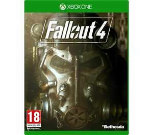 Fallout 4 (also includes Fallout 3) on Xbox One - £2.97 delivered at Currys_clearance ebay