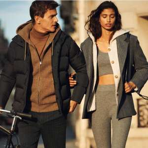 Up to 70% Off Sale - includes Men, Women's, Kids & Plus Size Clothing + Free Delivery on £30 spend & Free Returns @ Mango
