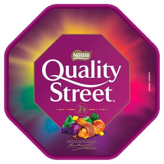 Quality Street Tub 650g £2.62 @ Tesco (Leicester)